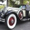 İki klasik; Margaret 102, arabası 82 yaşında