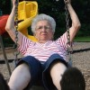 Yalnızca yaşlı olmaya evet