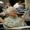 87 Yaşında Bizi Motive Ediyor