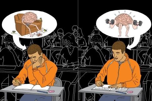 beyin gelistirme - Meditasyon: Daha İyi Bir Beyin Geliştirebilir misiniz ?