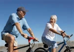 bisiklete binmek