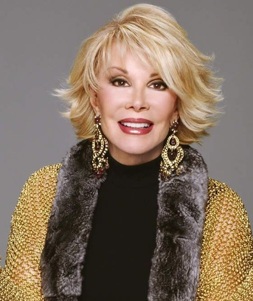Joan Rivers, 77